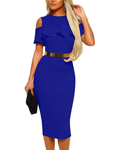 See the TOP 10 Best<br>Royal Blue Dresses For Women