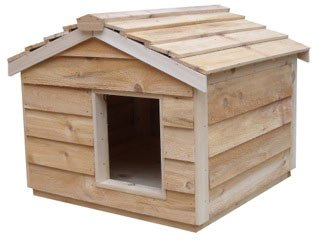 Waterproof Insulated Large Cat House for Winter and Summer
