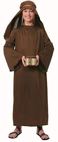 Forum Child's Value Wise Man Costume, Brown, ()
