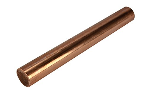 Copper Bar Stock - 9