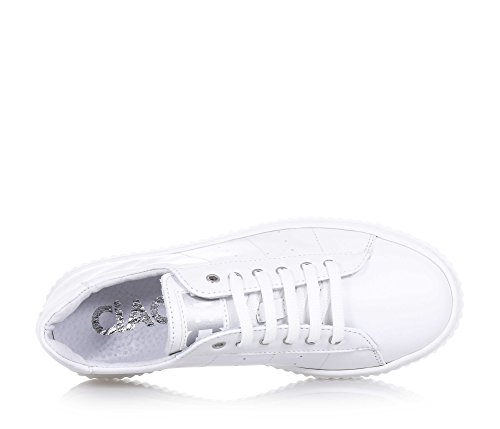 Baskets fille - CIAO - Blanc - 40017.06 - Millim