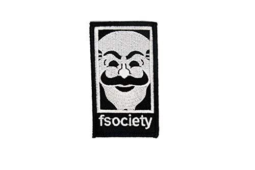 Fsociety Costumes - Fsociety MR Robot TV Show Embroidery