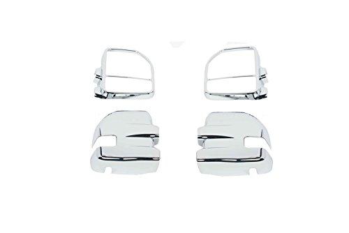 Putco 401160 Mirror Cover (Mirror Putco Door Chrome Covers)