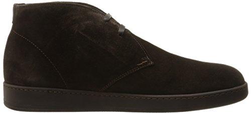 Bota New York Hombre Ian Fashion Sneaker Softy Ebano