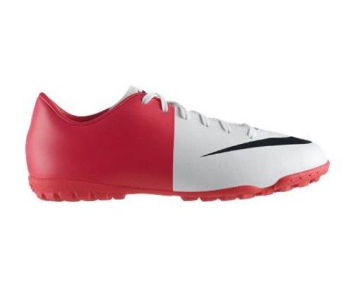 NIKE Nike jr mercurial victory iii tf zapatillas futbol sala chico bianco