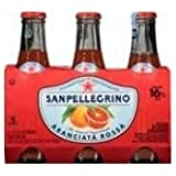 San Pellegrino Aranciata Rossa (4x6Pack )