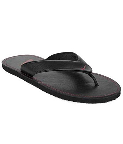 e2f6336ce Nike Men s Chroma Thong II Black Rubber flip Flops- UK 6  Buy Online at Low  Prices in India - Amazon.in