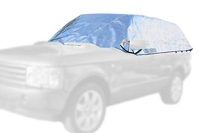 Cool Cap Heat Blocking Car Cover SUV/Minivan/Large Pickup Size