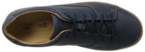 Azul Clarks Para Vestir Dark de Navy Norsen Lace Hombre Zapatos Trq0TZ