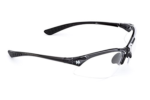 0b3cf15ad3a MORR MOZARRT Z50 Sport Sunglasses with Scratch ARMORR for Mountain Biking