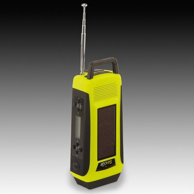 Secur SP-2002 Weather Band Radio