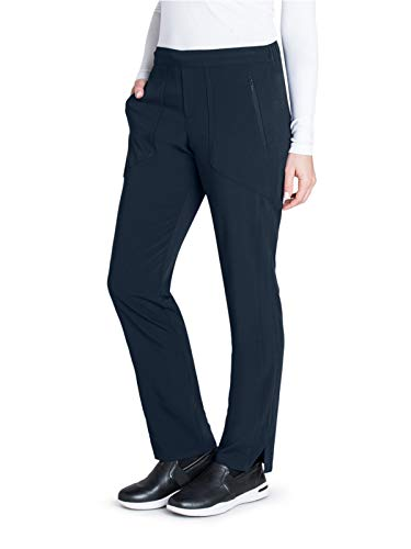 Signature Drawstring Pants - Grey's Anatomy Signature GNP502 Drawstring Scrub Pant Graphite S Tall