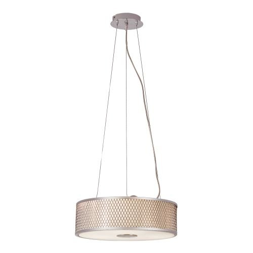 Cardiff Pendant (Trans Globe Lighting 10143 PC Indoor  Cardiff 15.75