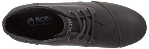 Bell Skechers Women Charcoal High Sneaker Kick Notes from BOBS XrxwCqRr