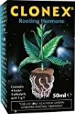 CLONEX Gel de hormonas de enraizamiento, 50 ml