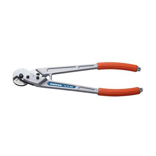 KNIPEX(クニペックス)9581-600 ケーブルカッター スポーツ レジャー DIY 工具 カッター top1-ds-1850231-ak [簡易パッケージ品] B071CSH8YJ