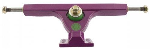 広告教える仲間Caliber Purple Funk 180mm 50 Degree Downhill Longboard Skateboard Trucks (1 Pair) by Caliber