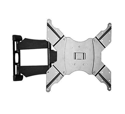 (LIYANDSZJ TV Wall Bracket for 25-52 Inch Tilt Swivel Stretching Frame TV Hanging Rack Stand)