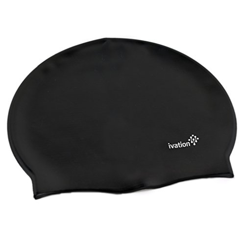 Swim Cap Silicone Competitive Watersports