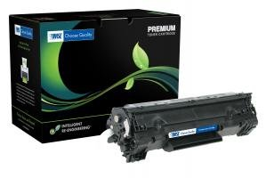 Inksters Remanufactured Toner Cartridge Replacement for HP 35A/Canon 712 Toner, CB435A (HP 35A)/ (Hp Cb435a)