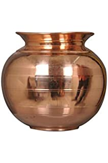 Nutristar Copper Pot Capacity = 10 Liters