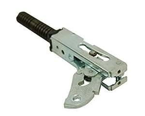 Bosch hbn131520b/02 principal de la bisagra de la puerta del horno