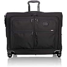 Tumi Alpha 2 4 Wheeled Medium Trip Garment Bag, Black, One Size