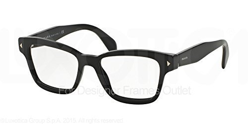 4ed6902a26 Amazon.com  Prada Women s PR 10SV Eyeglasses 51mm  Shoes