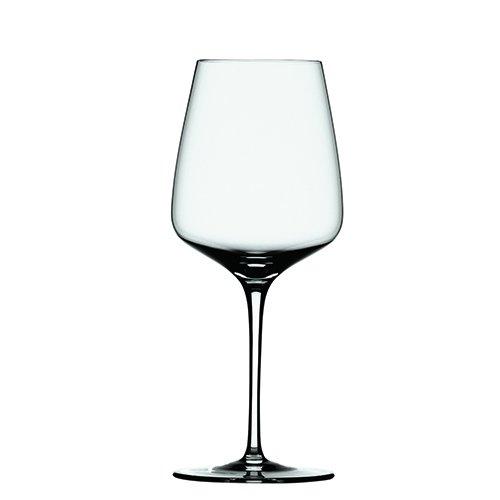 Spiegelau 1416177 Willsberger 22.4 oz Bordeaux Glass (Set of - Sheer Wine Glass Rim Red