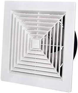 Ventilador de Escape para Pared Ventana Baño ABS Ventilador Ventilador Cocina Extractor de Techo Ventilador Inodoros Conducto Ventilador,11.8in: Amazon.es: Deportes y aire libre