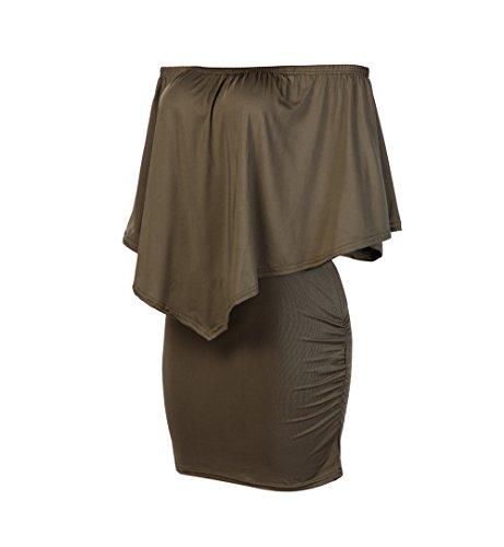 la el CXSM Mujeres clothes Verde en Vestidos 2018 de de Los Verano Palabra XXL ZYwvrqcBYp