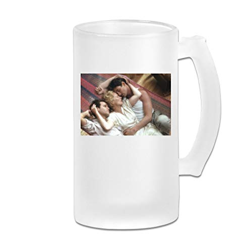 GNonBcalvAes Sophie's Choice Frosted Beer Mug With Handle Classic Steins Drinking Restaurant Cups Gifts For Men Women Dad