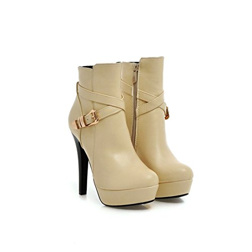 YL chaussures YL femme compensées chaussures compensées YL femme chaussures Beige chaussures Beige YL Beige compensées femme FFwrq