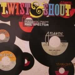 Various - Twist & Shout (12 Atlantic Tracks Produced By Phil Spector) - WEA Records - 241 690-1