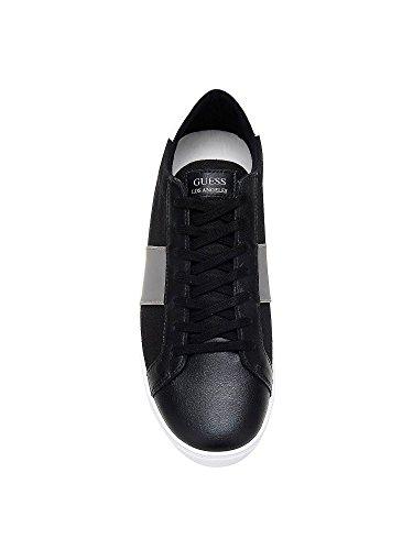 Nero Tessuto Sneaker fab12 Fmnl1 Guess wIS5XqnSv