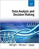 Data Analysis and Decision Making 4th (forth) edition Text Only