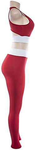 レディースジャージ上下セット スポーツウェア女性のフィットネスヨガ服スーツ (色 : ブラック, サイズ : S)