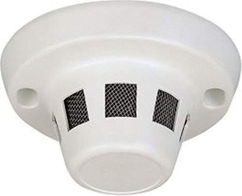 Resolution Tv 420 Lines (COP Security 15-CH24C Color Pin-Hole Camera in Smoke Detector Case, Sony 1/3