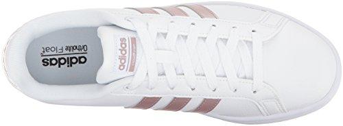 Adidas Kvinders Cf Fordel M Hvid / Dampe Grå / Hvid qBBLq