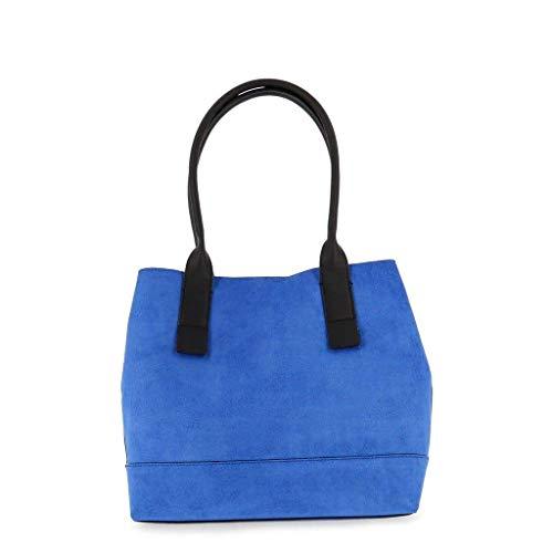 Autunno Blu Scamosciato Inverno Shopping Byblos fwaqR6n