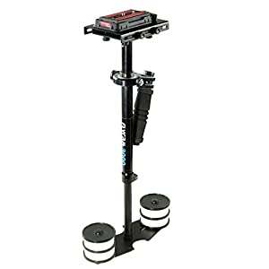 Flycam 3000 Handheld Camera Stabilizer with Unico Quick Release for DSLR/Nikon/Canon/Sony/Panasonic (Black) 20