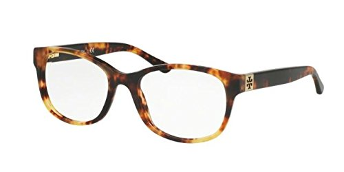 Tory Burch TY2066 Eyeglass Frames 1481-51 - Vintage Tortoise - Case Tory Glasses Burch