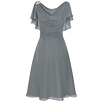 Vestidos de Fiesta para Dama SUNNSEAN Vestido Formal de ...