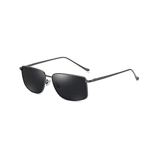 Polarizadas QY Gafas Gafas Cuadradas Conducción Gafas Pesca De 2 Gafas De Sol YQ 2 Color xFIaPwqq