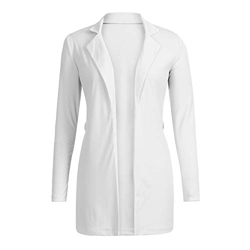 Homme Blanc ropa Strir Blazer Blazer Strir Homme ropa wOCFq