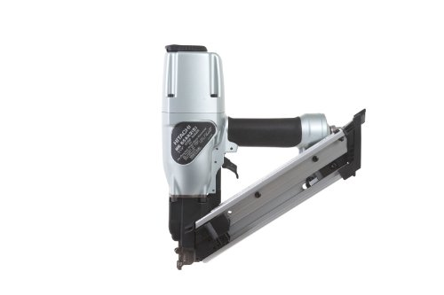Hitachi NR65AK2(S) 2-1/2-Inch Strap-Tite Fastening System Strip Nailer
