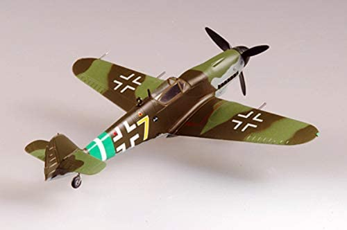 JG51 1945 Easy Model 37203 Fertigmodelle Luftfahrt Messerschmitt Bf 109G-10 I