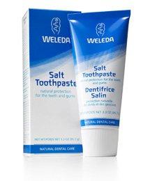 Weleda Salt Toothpaste 2.5 oz.