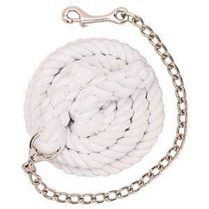 Weaver 10' Cotton Lead Rope with 24