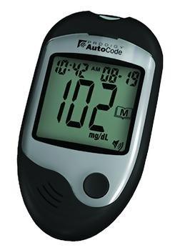 Prodigy Autocode Talking Blood Glucose Monitoring System Retail